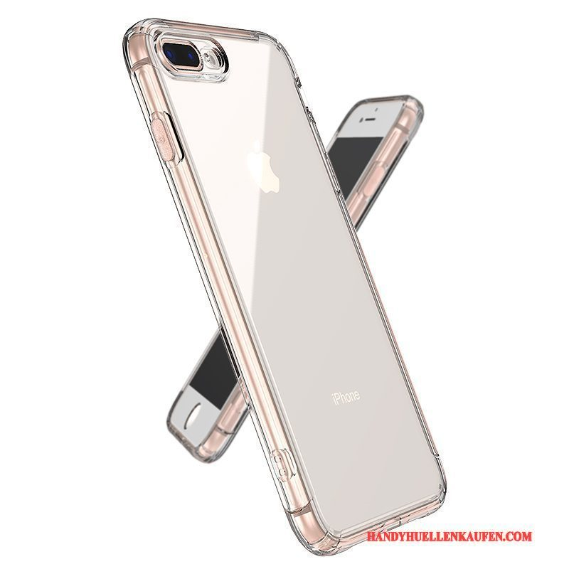 Hülle Für iPhone 7 Plus Transparent Case Ballon Silikon Alles Inklusive Weiß